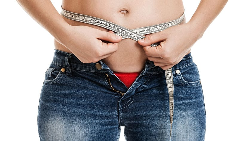 how to remove belly fat